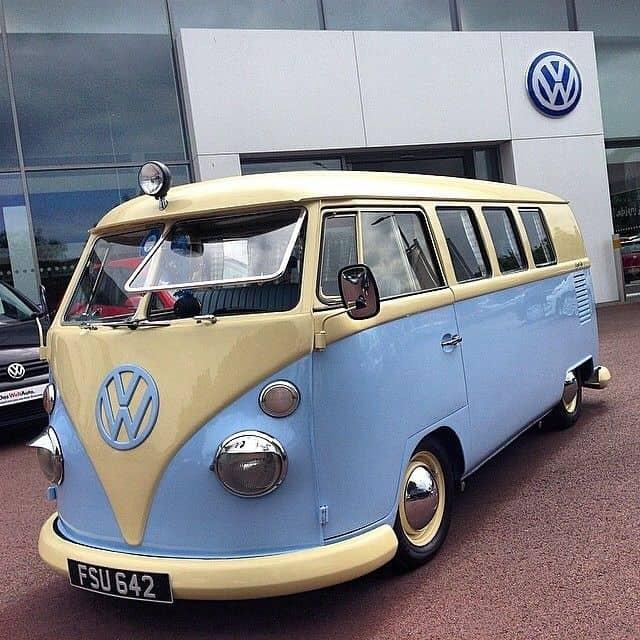 Camper Van Design For Vw Bus104 Camperism